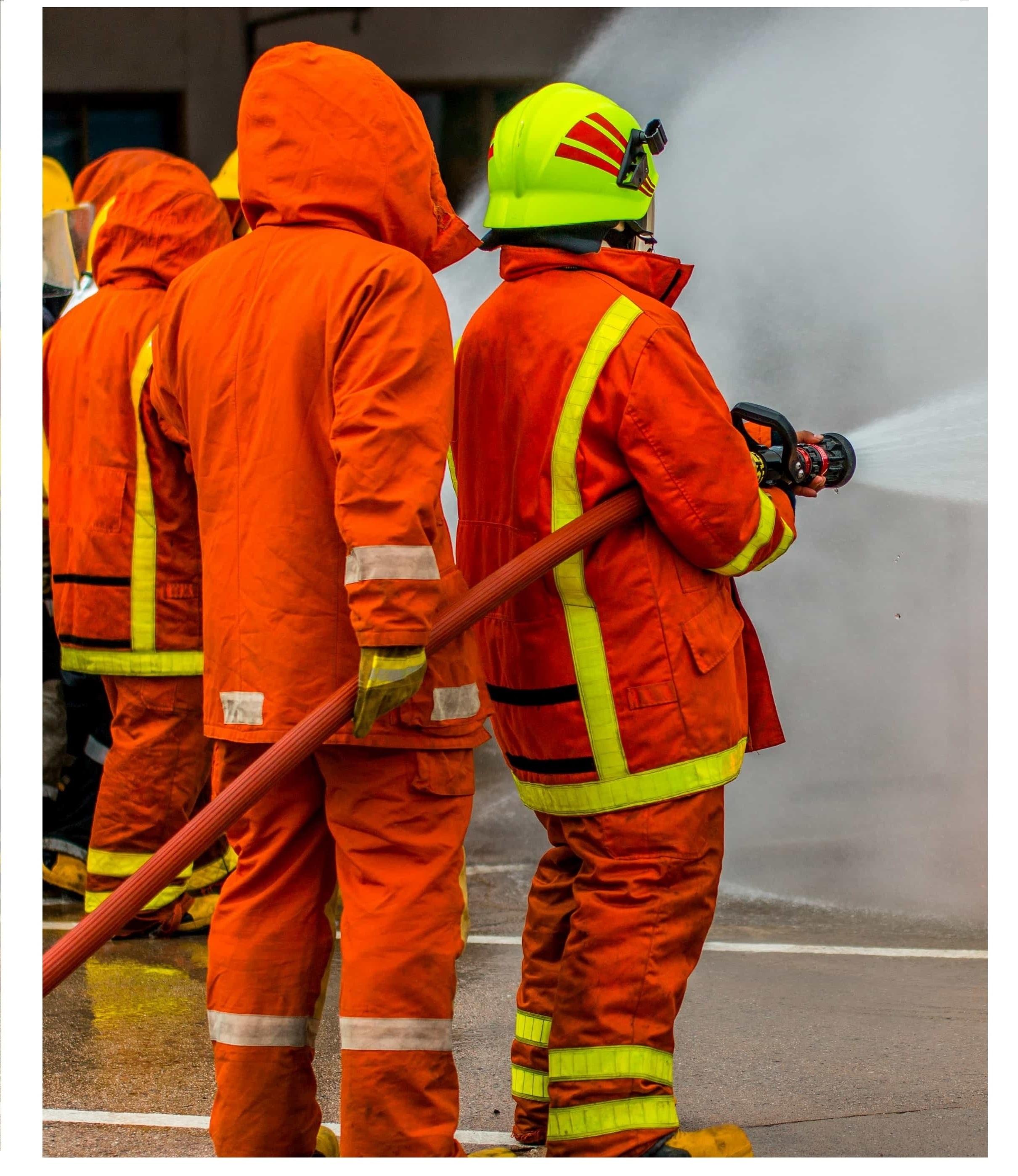 消防英雄專案